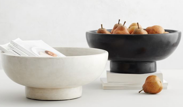 Orion Handcrafted Terra Cotta Bowls