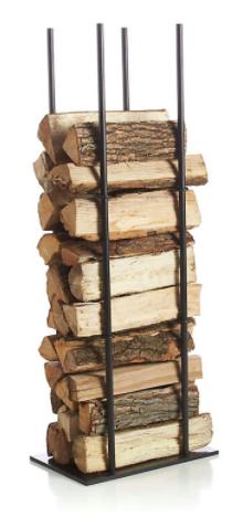 Frame Log Holder