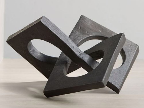Bronze Links Object