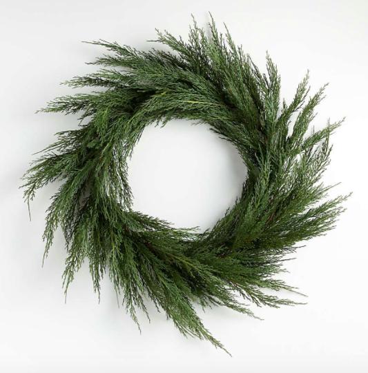Cypress Wreath