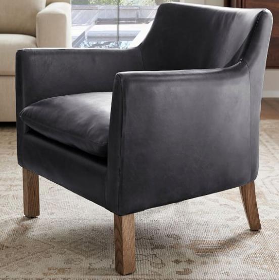 Spear Leather Armchair