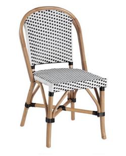 Woven Rattan Carla Dining Chair