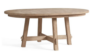 Wood Extending Dining Table