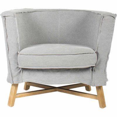 Slipcover Arm Chair
