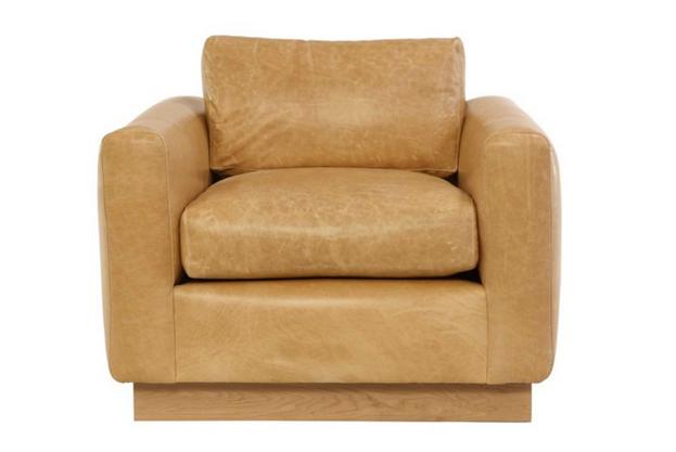 Furh Club Chair
