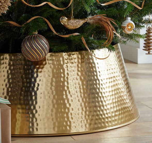 Bash Gold Tree Collar