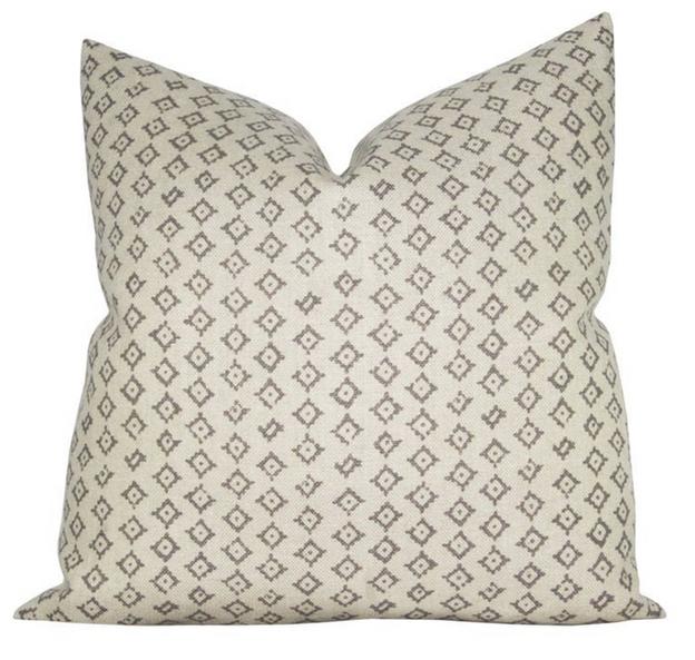 Kumbh Geometric Pillow