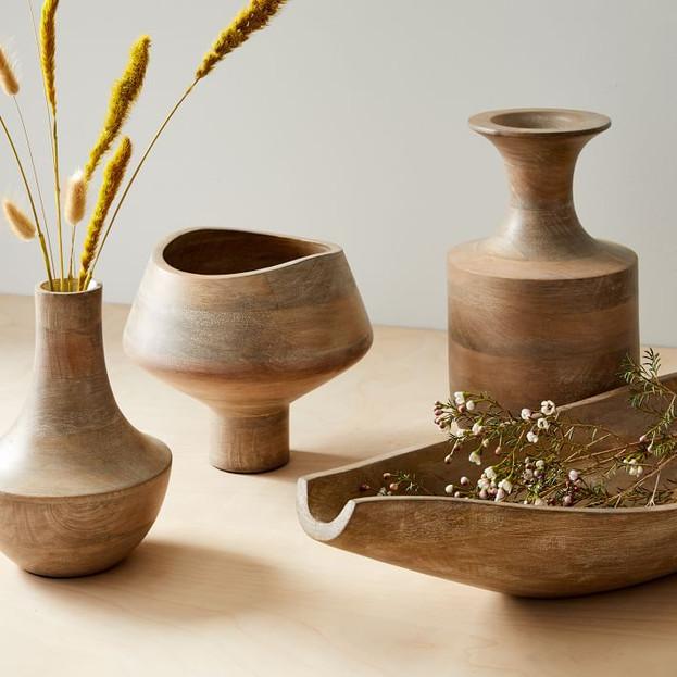 Coastal Bowls & Vases
