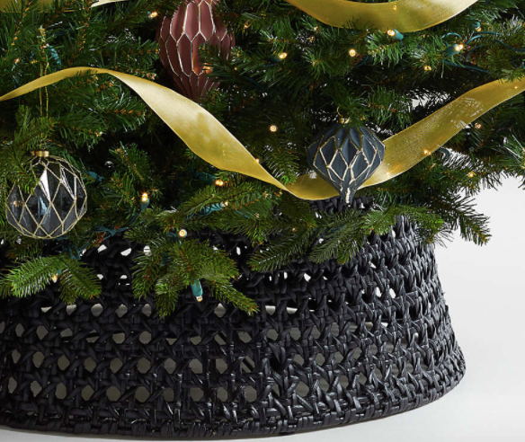 Black Cane Tree Collar
