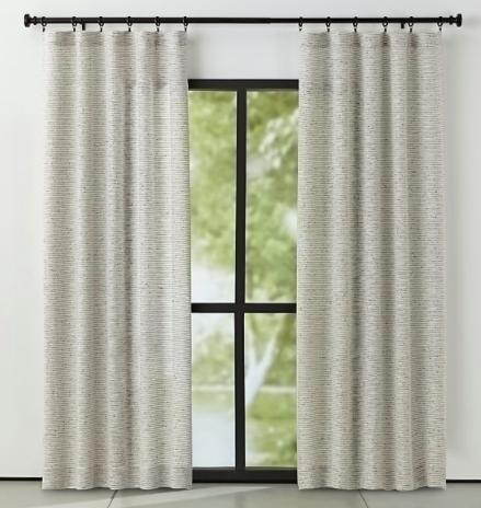 Vesta Textured Curtains