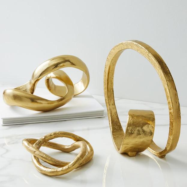 Metal Loop Objects