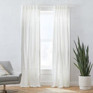 Echo Print Curtains