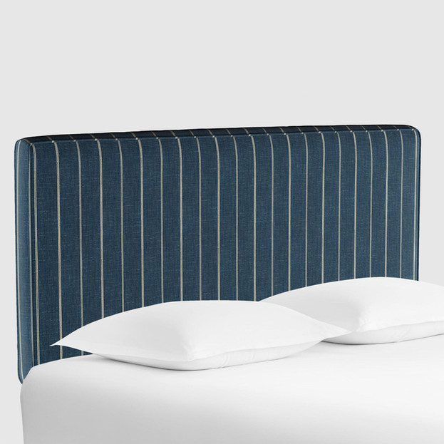 Stripe Headboard