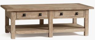 "Benchwright 54"" Rectangular Coffee Table"
