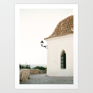 Ibiza Print