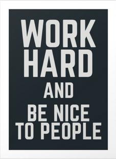 Motivational Quote Art Print