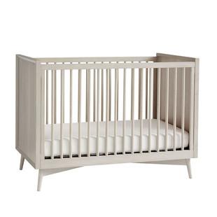 Mid-Century Convertible Crib