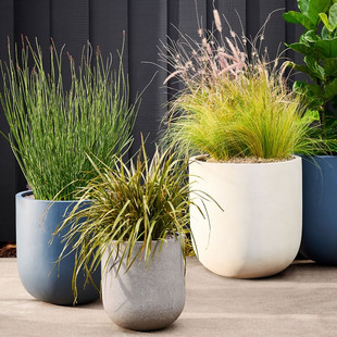 Radius Planters
