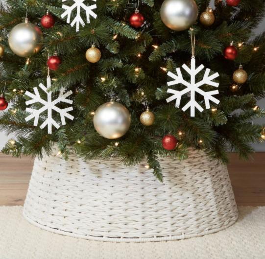 Rope Christmas Tree Collar
