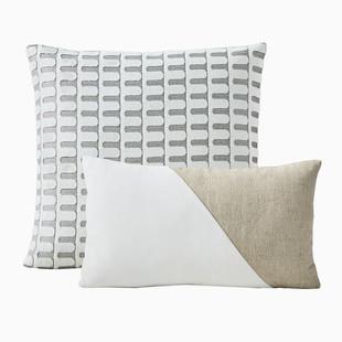 Velvet Archways & Corners Pillow Cover Set