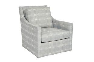 Fairfax Swivel Club Chair
