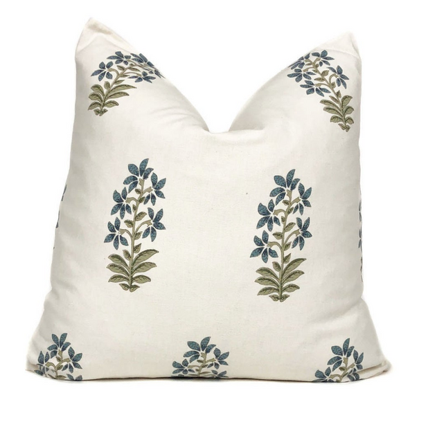 Udaipur Floral Pillow
