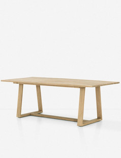 Tika Indoor/Outdoor Dining Table