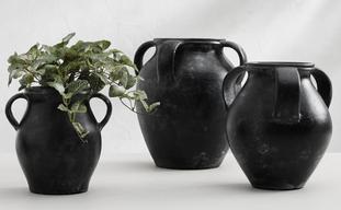 Joshua Handcrafted Ceramic Vases