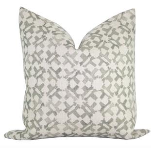 Orcha Tribal Geometric Pillow