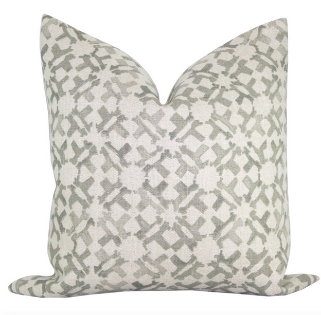 Orcha Tribal Geometric Pillow
