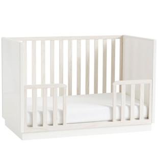 Modernist Convertible Crib