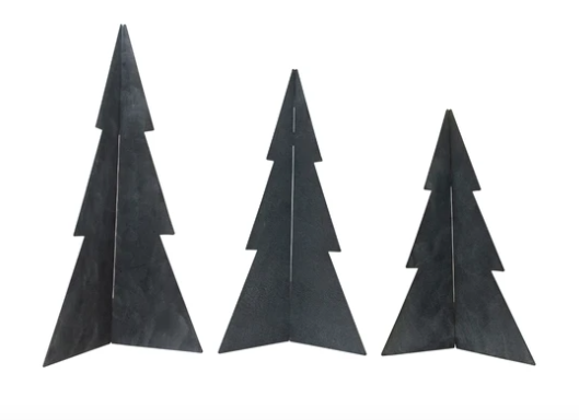 Galvanized Folding Tree