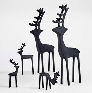 Zinc Reindeer