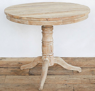 Elm Wood Occasion Table