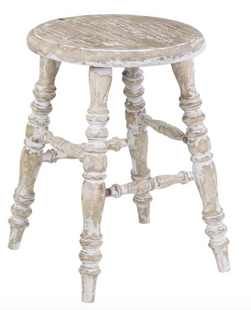 Leanna Solid Wood Accent stool