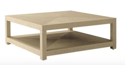 Blake Square Coffee Table