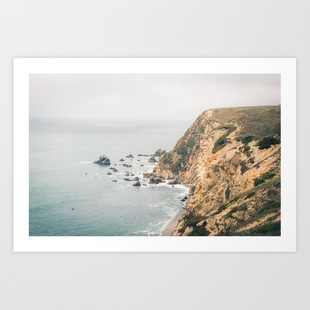 Northern California Print