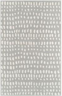 Boho Dots Hand Tufted Wool Rug