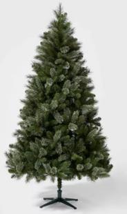 7.5ft Unlit Full Artificial Christmas Tree Virginia Pine