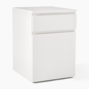 Parsons Rolling File Cabinet