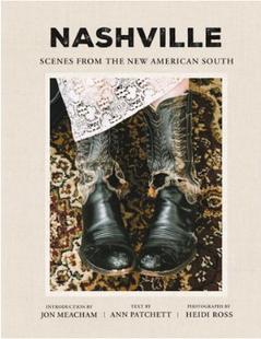 Nashville Hardcover Book