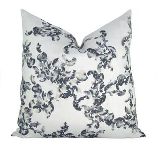 Novella Abstract Floral Pillow