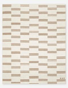 Camel Stripe Rug