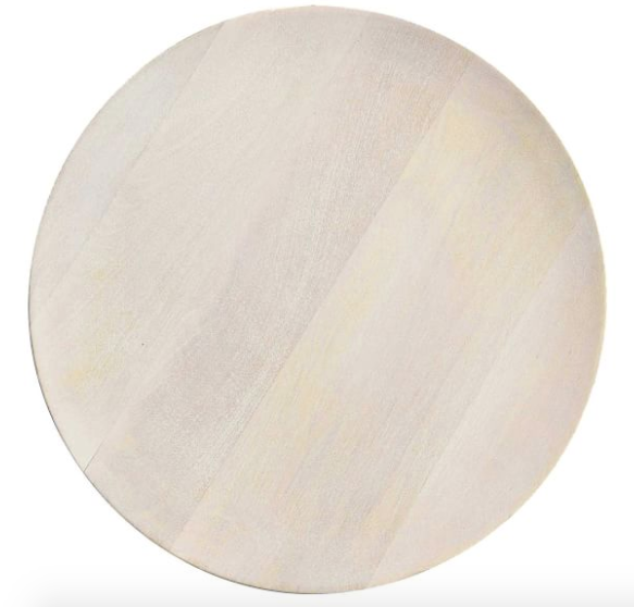 Chateau Acacia Wood Charger Plate