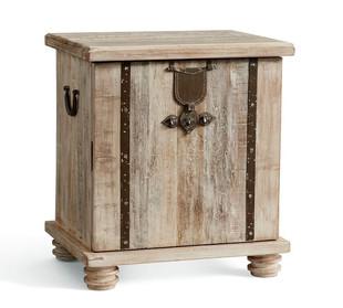 Kaplan Reclaimed Wood Nightstand