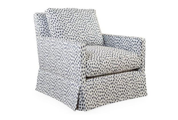 Auburn Club Chair