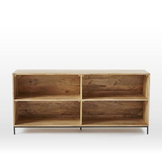 Industrial Modular Bookcase