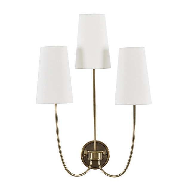 Triple Arm Sconce