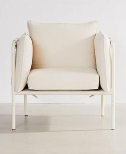 Canvas Arm Chair
