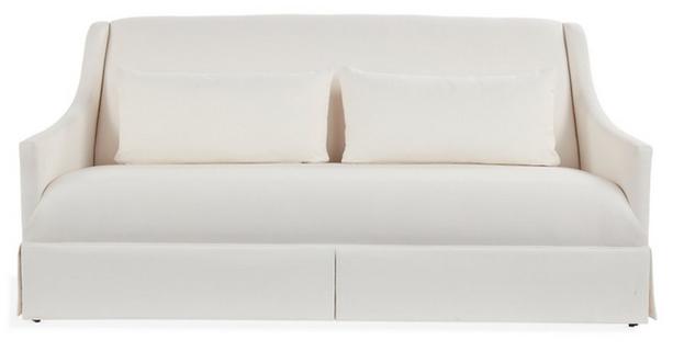 Dawes Skirted Sofa